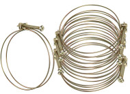 HOSE CLAMP 4IN. WIRE TYPE 10PCS/PKT