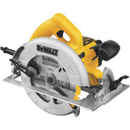 CIRCULAR SAW 7 1/4IN. LIGHTWEIGHT DEWALT