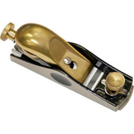 ADJUSTABLE MOUTH BLOCK PLANE 6 1/2IN.