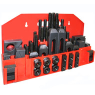 CLAMPING KIT 3/8IN. 52 PCS