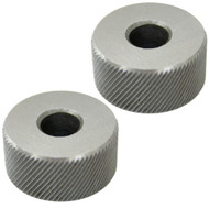 KNURLES REPLACEMENT FINE 2 PIECES
