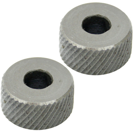 KNURL REPLACEMENT MEDIUM 2PCS FOR B2678