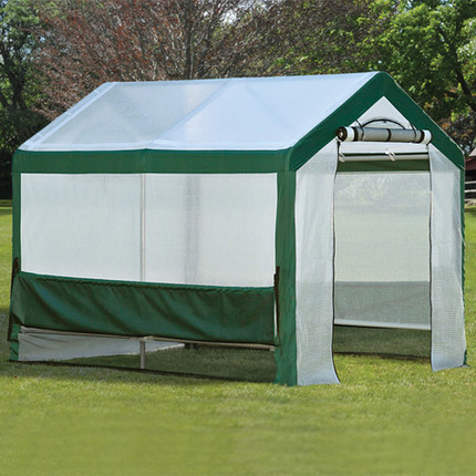 GREENHOUSE 6X8X8FT 6IN. MESH SCRIM COVER