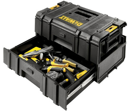 TOUGH SYSTEM CASE DRAWER DEWALT