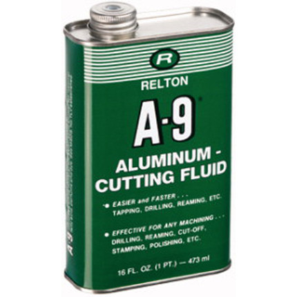 ALUMINUM CUTTING FLUID 16OZ RELTON
