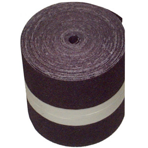 SANDING PAPER ROLL 180G 4IN. X 25FT