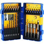 DRILL DRIVE SET 27 PC IRWIN