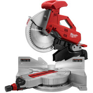 12IN. DUAL COMPOUND MITRE SAW MILWAUKEE
