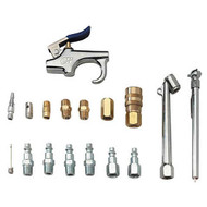 ACCESSORY KIT 17 PC 1/4IN. CAMPBELL
