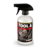 TREND TOOL AND BIT CLEANER 18FL OZ 532ML