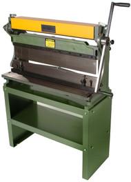 SHEET METAL MACHINE 3 IN 1 CAP. 22GA