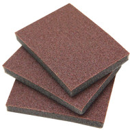 SANDING PAD 3IN. X 4IN. ASSORTED