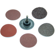 SANDING DISC 2IN. VELCRO ASSORTED