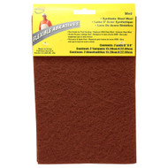HAND PAD 6IN. X 9IN. MED MAROON