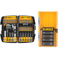 IMPACT READY ACCESSORY 38 PC SET DEWALT