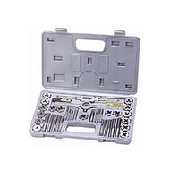 TAP AND DIE 40 PC SET SAE