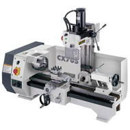 COMBINATION MILL LATHE CRAFTEX CX SERIES