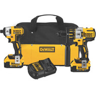 HAMMER AND IMPACT DRILL COMBO 20V LITH.ION