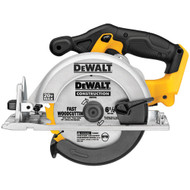 20V MAX 6 1/2IN. CIR SAW TOOL ONLY DEWALT