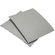 SANDING STRIPS PAPER4.5IN. X5.5IN. 400G 2PC/PK