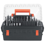 BLACK AND DECKER ACCESSORY TOOL BOX 200P