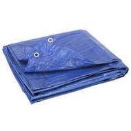 BLUE TARP 8FT X 10FT 4 MIL
