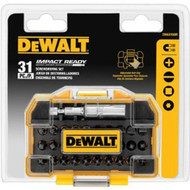 DEWALT SCREWDRIVING SET31PC.IMPACT READY