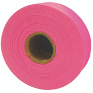 ARCTIC FLAGGING TAPE 1IN. PINK GLO