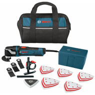 BOSCH OSCILLATING TOOL 3.0 AMP W/BAG