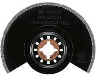 BOSCH 3 1/2IN. X1/8IN. DIAMOND GRIT SEG BLADE