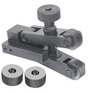 MINI KNURLING TOOL HOLDER CLAMP TYPE + 1