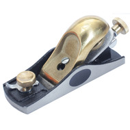 BLOCK PLANE ADJ.MOUTH BRONZE CAP 9.1/2 B3346