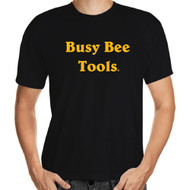 BUSY BEE TOOLS T SHIRT LARGE