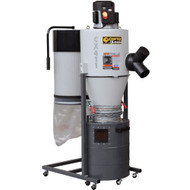 1.5 HP CYCLONE DUST COLLECTOR CSA CX411