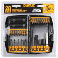 DEWALT IMPACT READY 28PC SCREWDRIVING