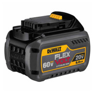 FLEX VOLT DEWALT 60V MAX BATTERY 6AH
