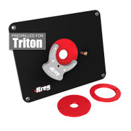 KREG INSERT PLATE FOR TRITON ROUTER