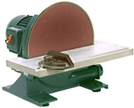 SANDER 12IN. DISC 1 HP 110V CRAFTEX B2197