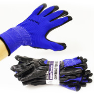 GLOVES NITRILE COATED POLYESTER