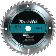 SAW BLADE CIRCULAR CT 6 1/2IN. 40T MAKITA