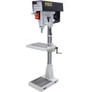 HIGH PRECISION VAR. SPEED DRILL PRESS15IN.