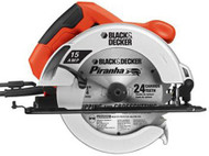 CIRCULAR SAW 7 1/4IN. 15AMP BLACK AND DECKER