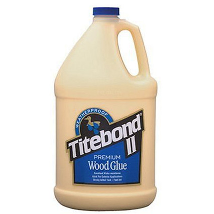GLUE TITEBOND II 1GALLON WEATHER PROOF