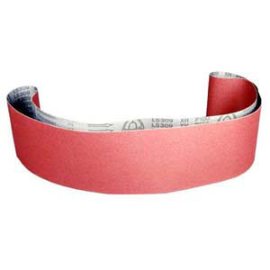 BELT 6IN. X99 1/4IN. 40 GRIT