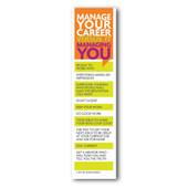 Career Management Bookmark - Set of 10