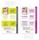 Teamwork Tip Cards - Set of 25