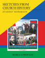 Sketches from Church History: Student Workbook (Frawley)