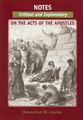 Critical and Explanatory Notes on the Acts of the Apostles