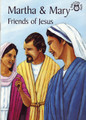 Martha & Mary: Friends of Jesus - Bible Time Book Series (Mackenzie)