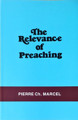 The Relevance of Preaching (Marcel)